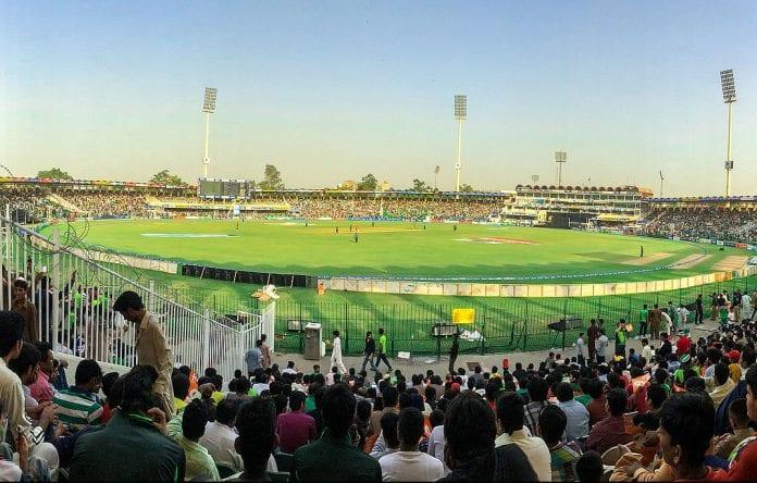 Gaddafi stadium, Lahore, Pakistan Cricket Board