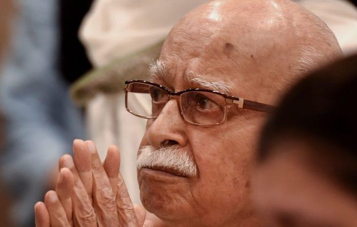 LK Advani, Ayodhya verdict