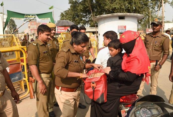 Punjab, Haryana, police, security, law and order, Ayodhya case, Supreme Court verdict, Ramjanmabhoomi-Babri-Masjid case, Hindus, Muslims
