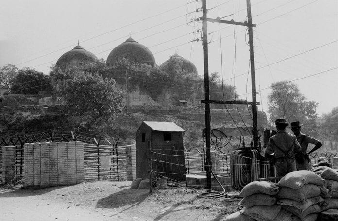 Babri Masjid demolition, Ram Janmabhoomi, Ayodhya dispute