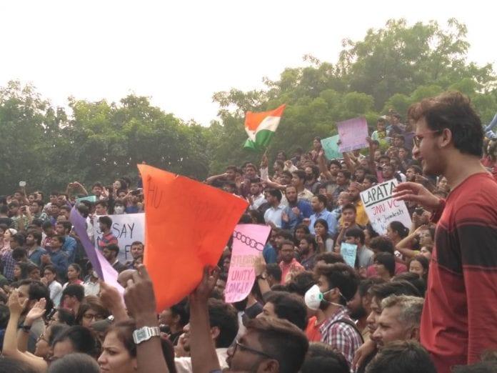 Jawaharlal Nehru University, JNU, student unions, JNUSU, student protests