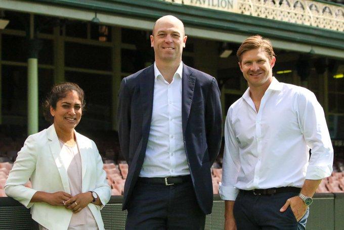 Shane Watson, Australia Cricketers' Association, Chennai Super Kings, Indian Premier League, Pat Cummins, Kristen Beams, Lisa Sthalker, Melanie Jones