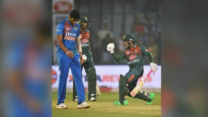 T20 International, India, Bangladesh, Mushfiqur Rahim, Shikhar Dhawan, Rohit Sharma, Shreyas Iyer, Krunal Pandya