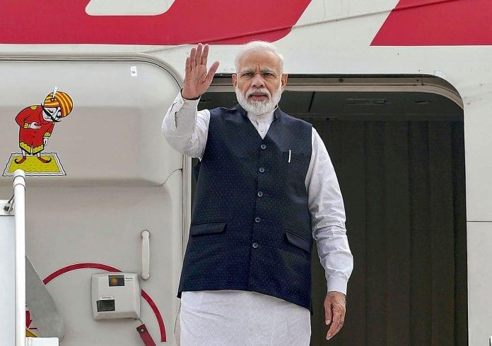 BRICS Summit, Prime Minister Narendra Modi, five major economies, Brazil, Russia, India, China, South Africa, digital economy, science and technology, counter-terrorism cooperation, bilateral talks, Russian President Vladimir Putin, Chinese President Xi Jinping