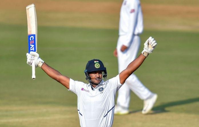 Mayank Agarwal, test cricket, double century, Bangladesh