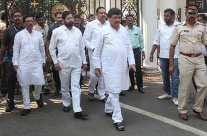 Raj Bhavan, Maharashtra