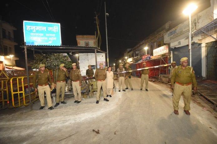 Ayodhya land dispute case, Ram Janmabhoomi-Babri Masjid, Ram Lalla, Supreme Court, Hindus, Muslims, security ramped up, Section 144, restrictions, internet, temporary jails, schools shut