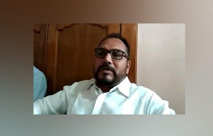 Jharkhand Vikas Morcha (Prajatantrik), MLA Pradeep Yadav, Jharkhand assembly elections, JVM(P) president Babulal Marandi , Abhay Singh, Chief Minister Raghubar Das