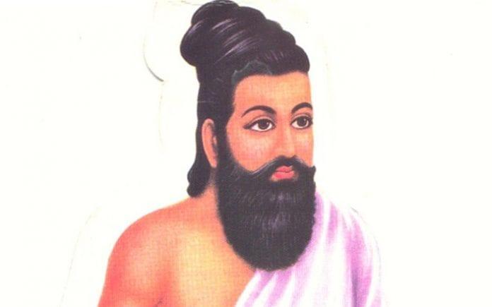 thiruvalluvar, Tamil poet, Tamil literature, Tamil language