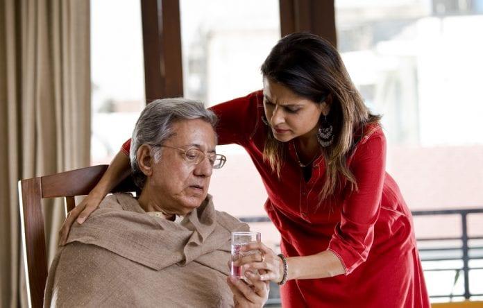 Caregiving women