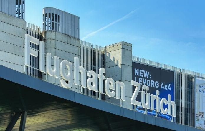 Zurich Airport, Jewar Airport