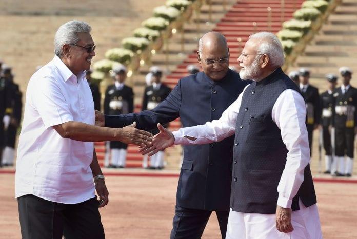 Modi, Sri Lanka, USD50 Million, The Federal, International news