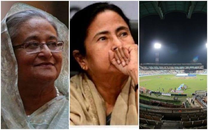 Day Night test, Mamata Banerjee,Sheikh Hasina, West Bengal CM, Bangladesh PM, Bangladesh tour of India