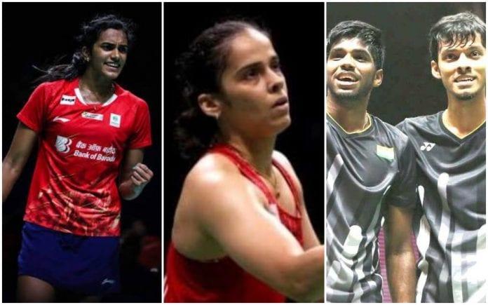 Hong Kong Open, PV Sindhu, Saina Nehwal, Satwiksairaj Rankireddy, Chirag Shetty, China open, Parupalli Kashyap, Kidambi Srikanth, Ashwinin Ponappa, N Sikki Reddy