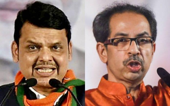 BJP, Shiv Sena, Maharashtra, Devendra Fadnavis, Uddhav Thackeray