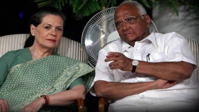 Sharad Pawar, Sonia Gandhi, Maharashtra, NCP, Congress