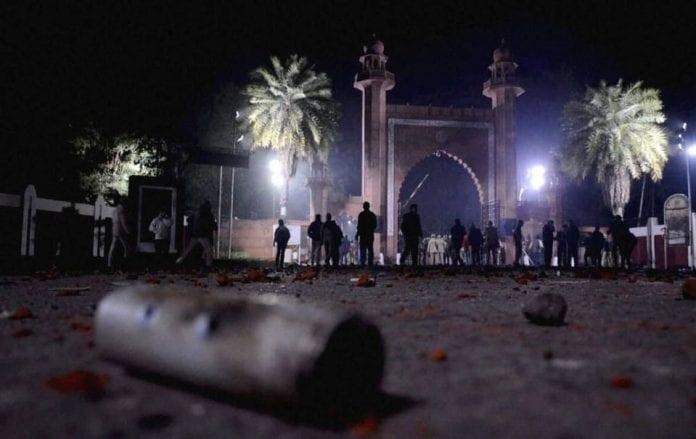 21 people held, police, clashes, AMU students, Aligarh Muslim University, Citizenship Act, police action, Jamia Millia Islamia University