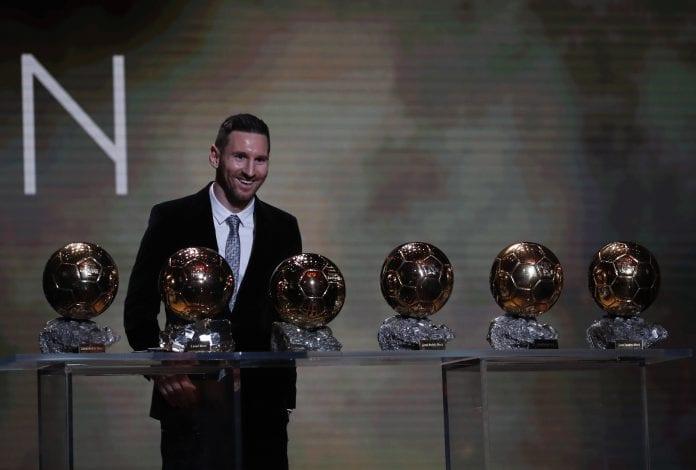 Ballon dOr, Lionel Messi, Megan Rapinoe, Luke Modric, Cristiano Ronaldo, Virgil Van Dijk, Argentina, Barcelona