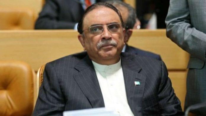 former president, Pakistan, Asif Ali Zardari, bail, medical grounds