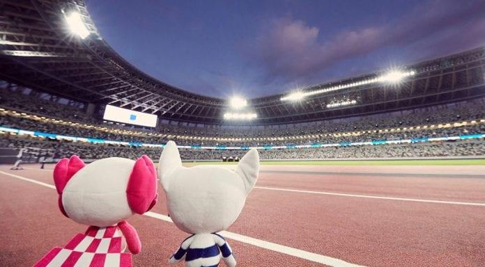 2020 Tokyo Olympics, Olympic stadium