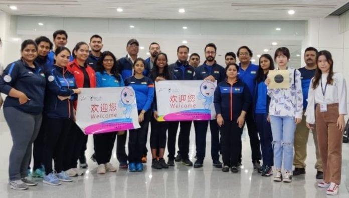 Indian shooters, 2020 Tokyo Olympics, Manu Bhaker, Saurabh Chaudhary, Divyansh Singh Panwar, Elavenil Valarivan, National Rifle Association of India, ISSF World Cup Finals