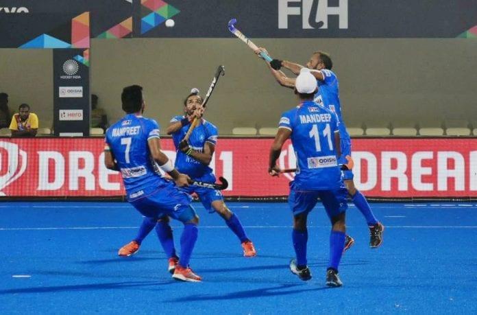FIH Pro League, Manpreet Singh, Indian men's hockey team,