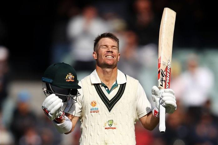 David Warner, Brian Lara, Test record, test cricket, Pakistan tour of Australia, Adelaide Oval, Australia, West Indies, Tim Paine