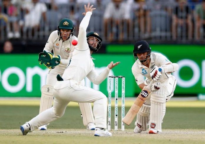 Australia, New Zealand, first Test, day/night Test, Pibk Ball Test, Mitchell Starc, Pat Cummins, Kane Williamson