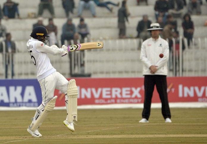 Sri Lanka tour of Pakistan, rain-hit, historic Test, first Test, Sri Lanka, Pakistan, Dhananjaya de Silva