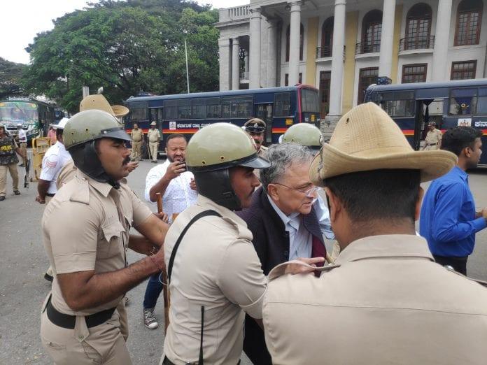 Ram Guha, Anti-CAA protests, CAA protests, Karnataka, Prohibitory orders