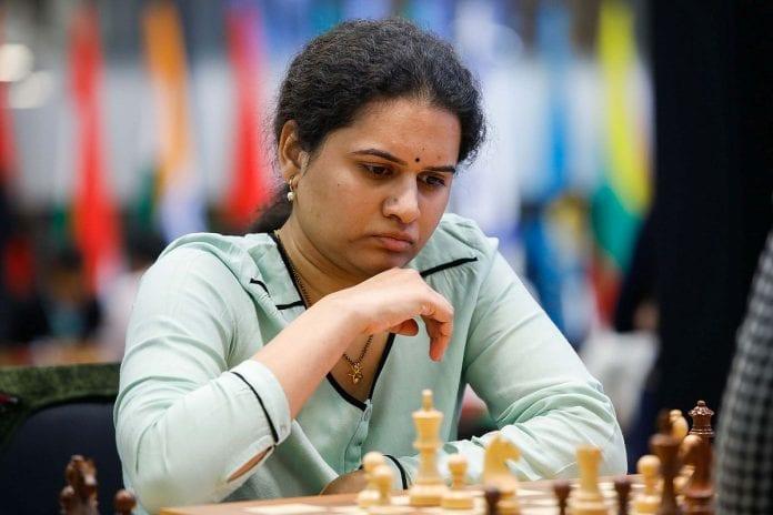 Blitz Competition, Koneru Humpy, grandmaster, chess, women's World Rapid Chess champion, Blitz Championships