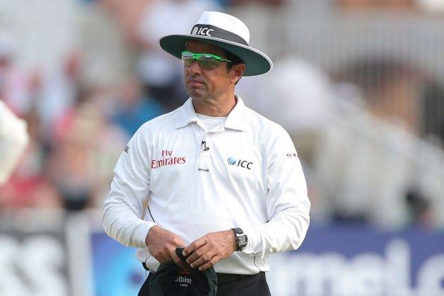 Aleem Dar, most Test matches as umpire, umpiring, England tour of Bangladesh, Australia, New Zealand