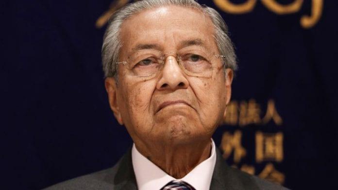 Malaysia CM, Mahathir Mohamad, India, criticism, citizenship law