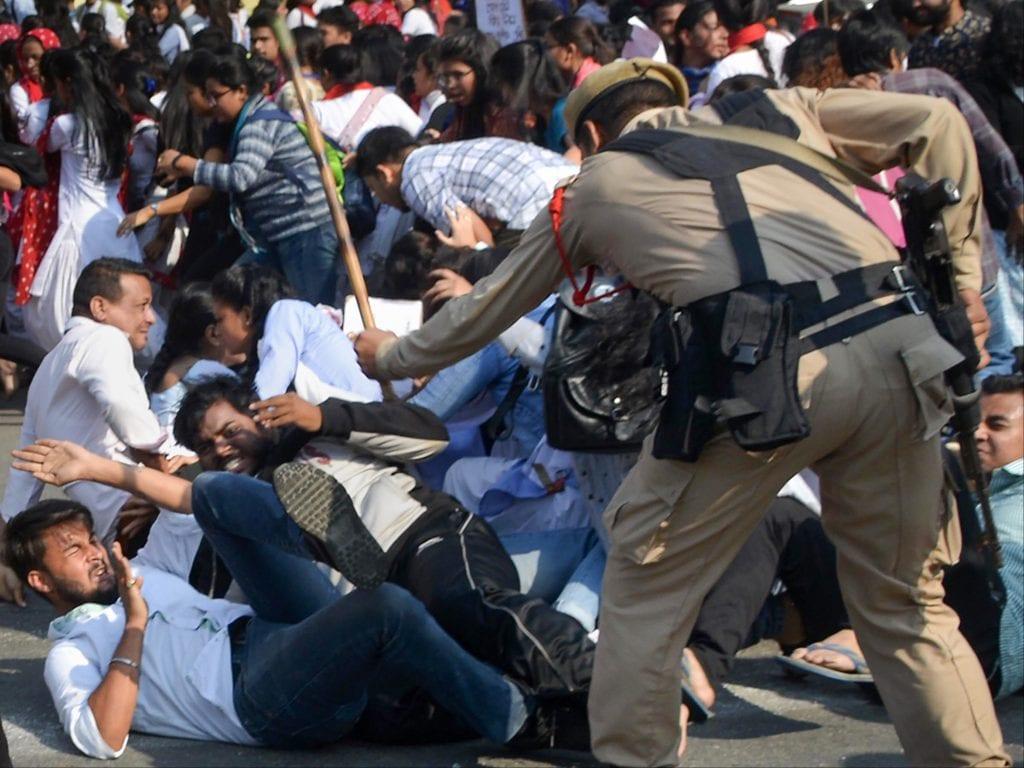 protests, Citizenship (Amendment) Bill, Assam, Tripura, army, 5000 paramilitary personnel, North East states, Arunachal Pradesh, law and order situation, Rajya Sabha