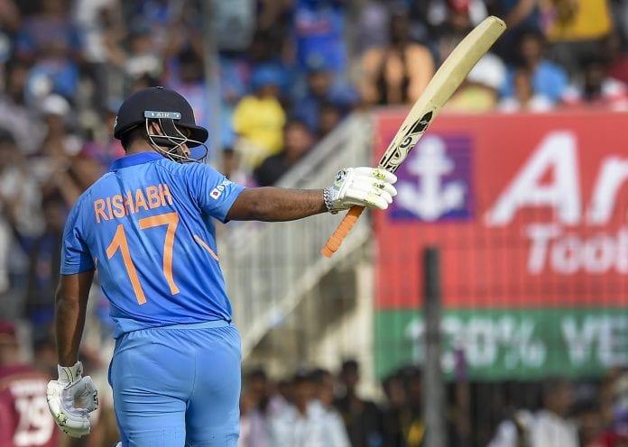 natural game, Rishabh Pant, India vs West Indies, West Indies tour of India, Mahendra Singh Dhoni, first ODI, MA Chidambaram Stadium
