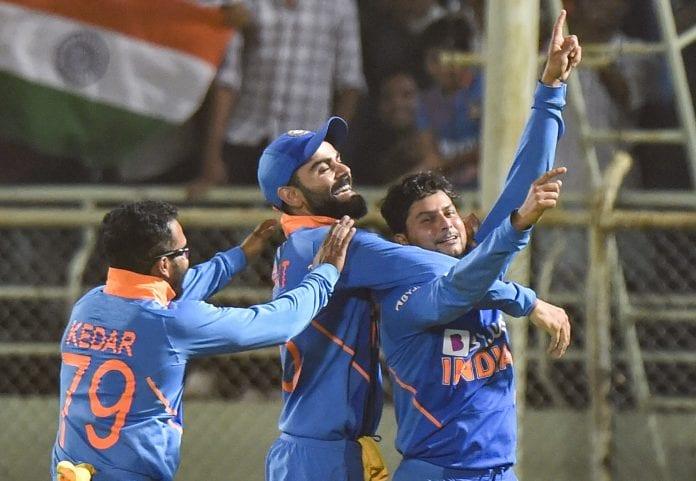 India vs West Indies, Rohit Sharma, Kuldeep Yadav, KL Rahul