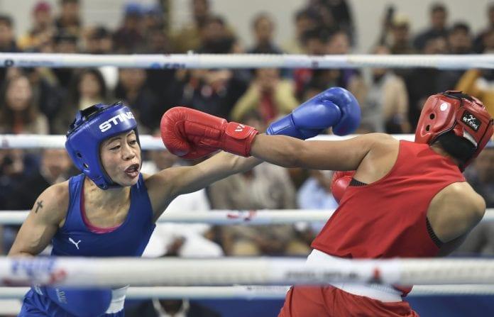 2020 Tokyo Olympics, Olympic qualifiers, Mary Kom, Nusrat Zareen, Boxing Federation of India, Telangana Boxing Federation, Sonia Lather, Lovlina Borgohain, Simranjeet kaur