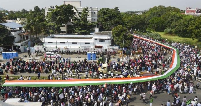 chennai anti-caa protest, Tamil Nadu Thowheed Jamath, coronavirus, Coronavirus outbreak,