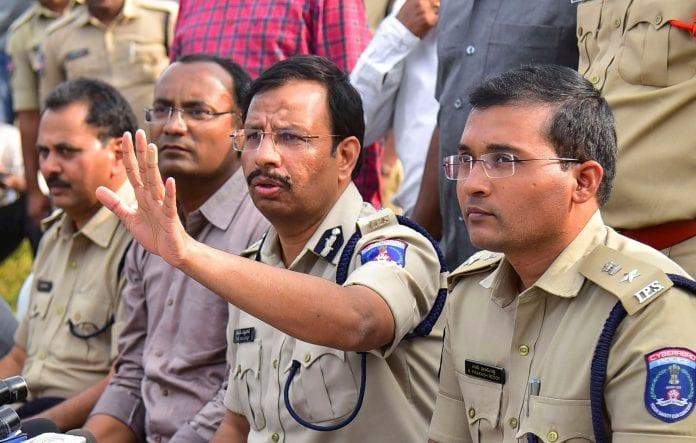 Hyderabad encounter