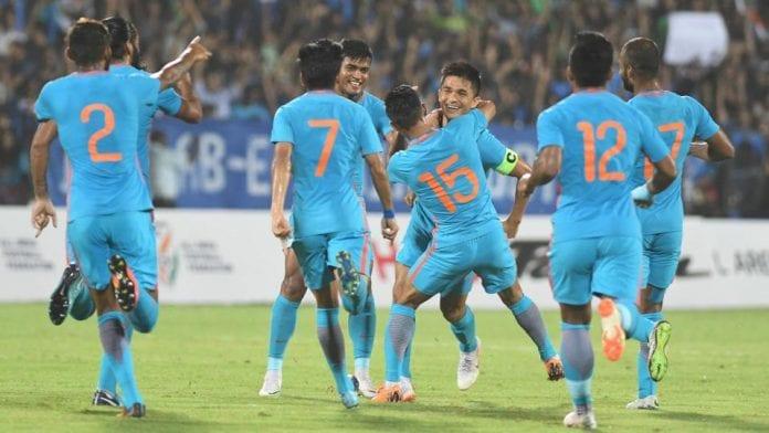 Indian football, Sunil Chhetri, FIFA rankings, FIFA World Cup qualifiers, Igor Stimac, All India Football Federation, I-League, Indian Super League