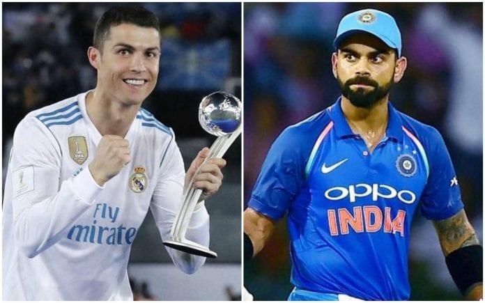 Brian Lara, Virat Kohli, David Warner, Rohit Sharma, Cristiano Ronaldo, India vs West Indies, West Indies tour of India,