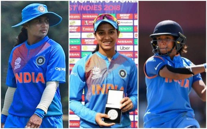 Forbes India Celebrity 100, Mithali Raj, Harmanpreet Kaur, Smriti Mandhana, female cricketers, India women's cricket team