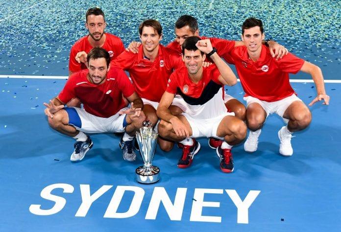 ATP Cup, Rafael Nadal, Novak Djokovic, Serbia, Spain, tennis, Australian Open