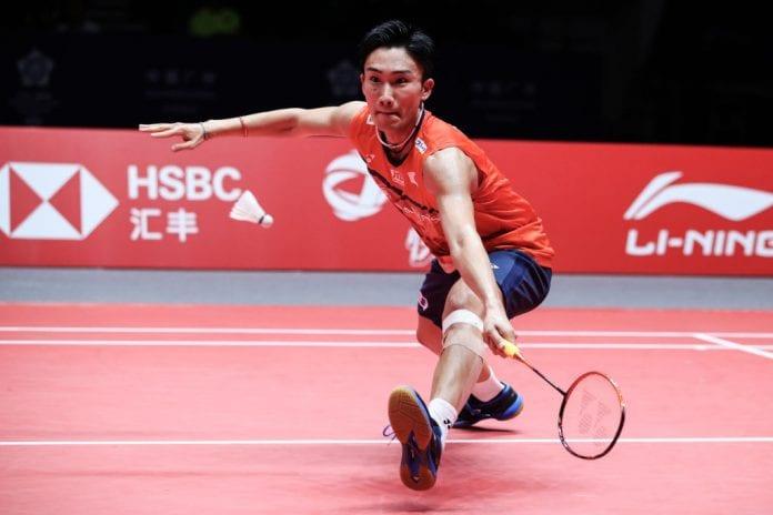 Kento Momota, world number one, Malaysia Masters, car accident, Badminton