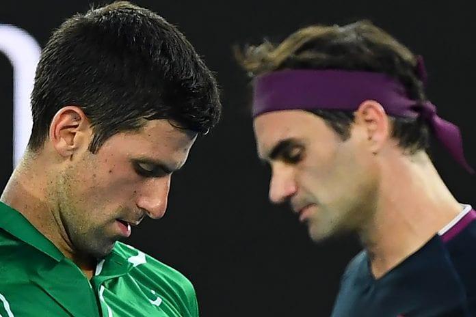 Novak Djokovic, Roger Federer, Alexander Zverev, Dominic Thiem, Australian Open, Australian Open finals