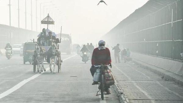 Delhiites, 2.4° Celsius, cold, temperature, shivers