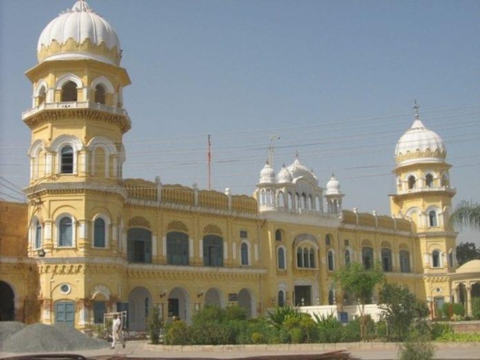 Gurdwara Nankana Sahib, Lahore, Pakistan, scuffle, fight, Muslim groups, Punjab Chief Minister Amarinder Singh, Shiromani Akali Dal, SAD, Pakistan Prime Minister Imran Khan