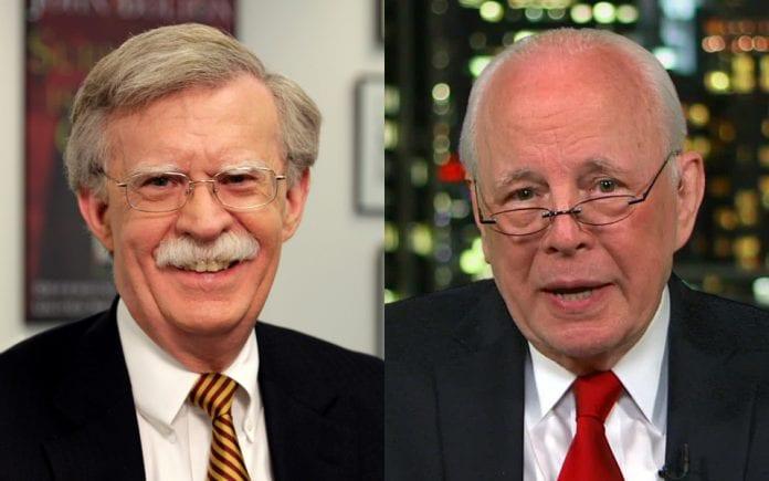 John Dean, White House counsel, Richard Nixon, Watergate scandal, US President, Donald Trump, John Bolton, former National Security Advisor, NSA