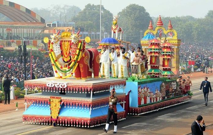 Kerala tableau