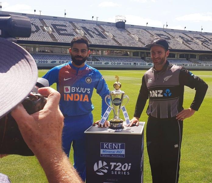 NZvIND, Virat Kohli, India, New Zealand, Kane Williamson, T20I, Rishabh Pant, KL Rahul, Shikhar Dhawan, Eden Park